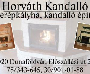 DUNAÚJVÁROSINFO-Horváth Kandalló, kandalló tervezés és építés