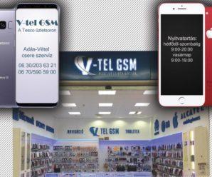 DUNAÚJVÁROS-V-Tel GSm TELEFON SZAKÜZLET