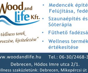 DEBRECENINFÓ – WOOD AND LIFE KFT
