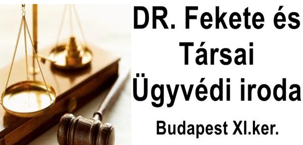 UJBUDAINFÓ – Dr.Fekete és Társai Ügyvédi iroda