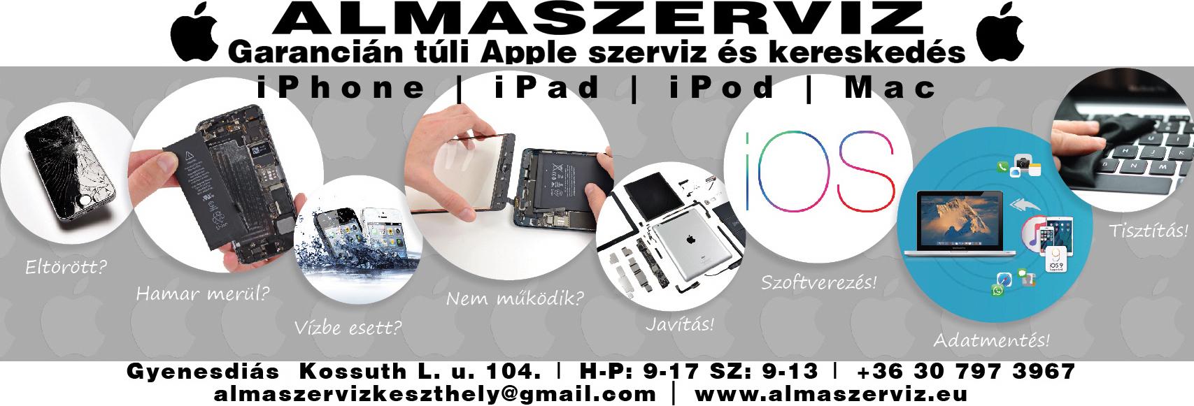 KESZTHELYINFO-Iphone szerviz