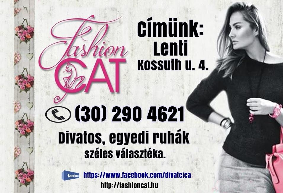 LENTI INFO – Fashion Cat – Divatos egyedi ruhák