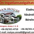 ESZTERGOMINFO – GRAN HOUSE INGATLAN