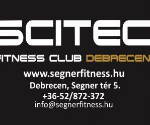 DEBRECENINFÓ – SCITEC FITNES CLUB DEBRECEN
