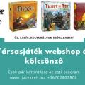 DEBRECENINFÓ – TÁRSAJÁTÉK WEBSHOP ÉS KÖLCSÖNZŐ
