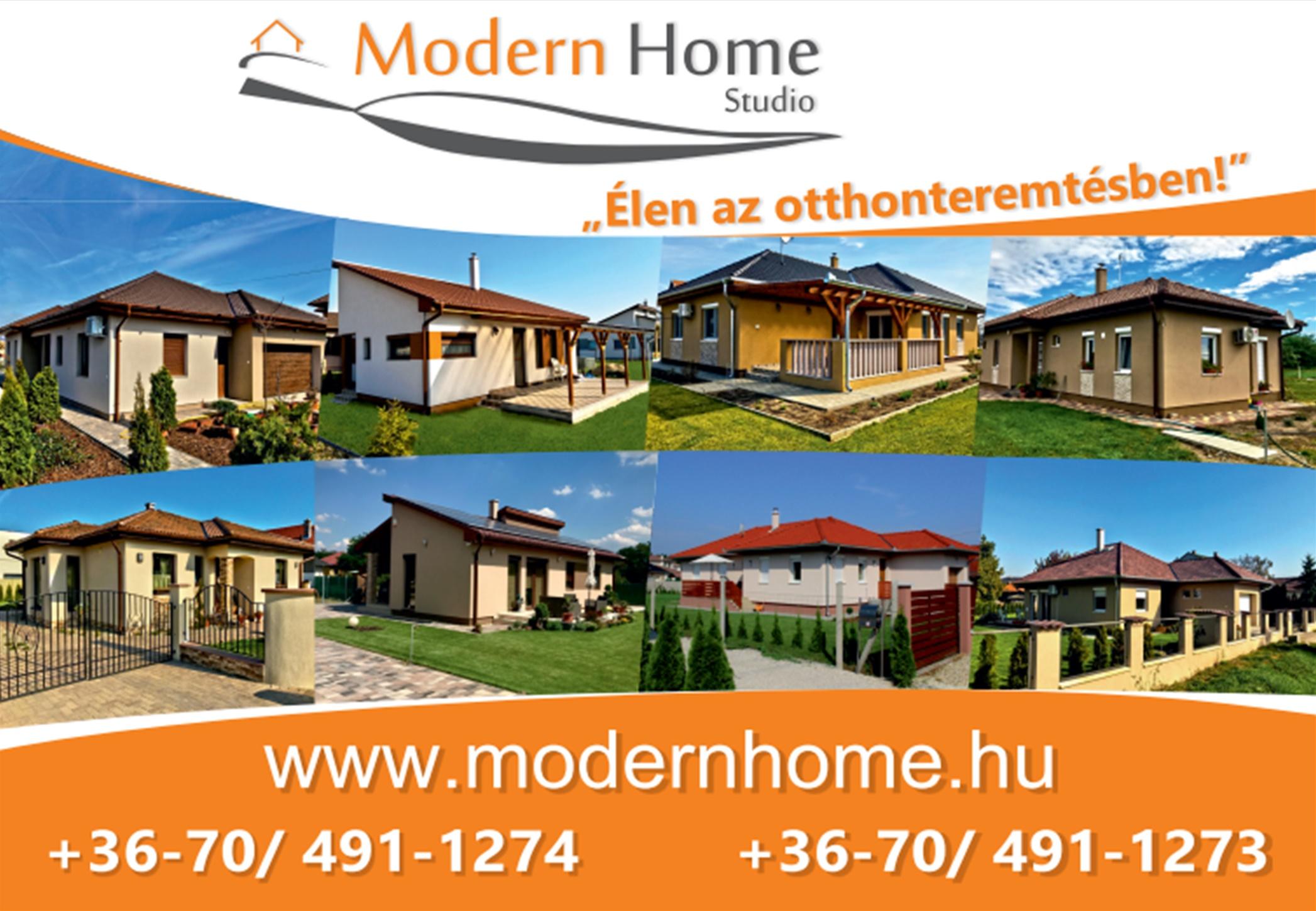 CEGLÉDINFO – MODERN HOME – ÉLEN AZ OTTHONTEREMTÉSBEN