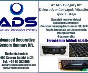 SOPRONINFO – ADS Hungary Kft.